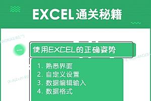 向天歌Excel职场通关秘籍 Excel从小白到高手