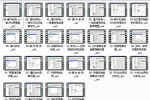 Altium Designer项目实战教学视频全套(25个精彩案例教学)