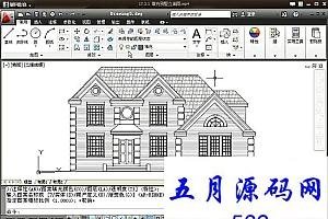 AutoCAD2012建筑设计从入门到精通