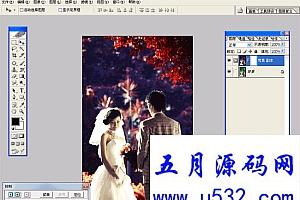 Photoshop影楼数码照片色彩处理技法