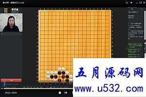 围棋视频教程40课时