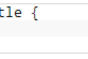 wordpress如何将标题隐藏